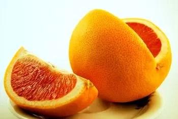 Naranja vitamina C