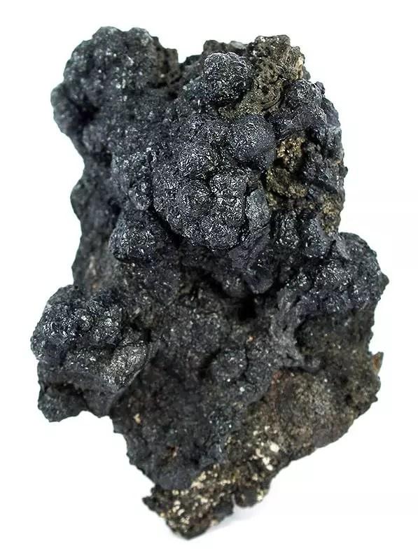 Argirodita, mineral estudiado por Clemens Winkler