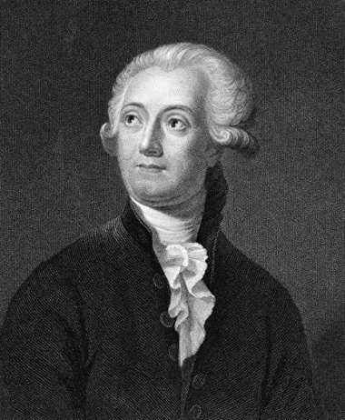 Retrato de Lavoisier