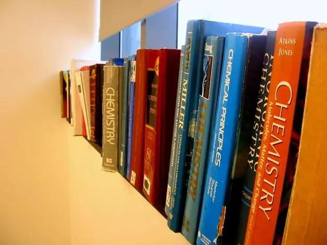 Revisar libros hasta encontrar el adecuado para aprender