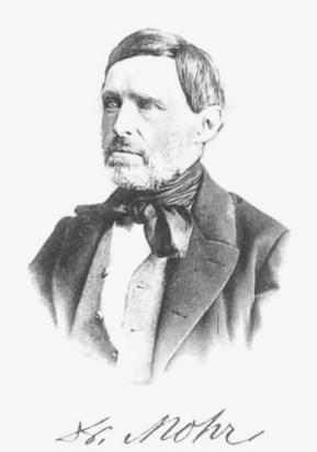 Retrato de Karl Friedrich Mohr