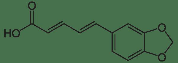 Estructura del ácido pipérico, estudiado por Remsen