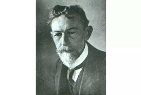 Richard Adolf Zsigmondy, uno de los padres del ultramicroscopio