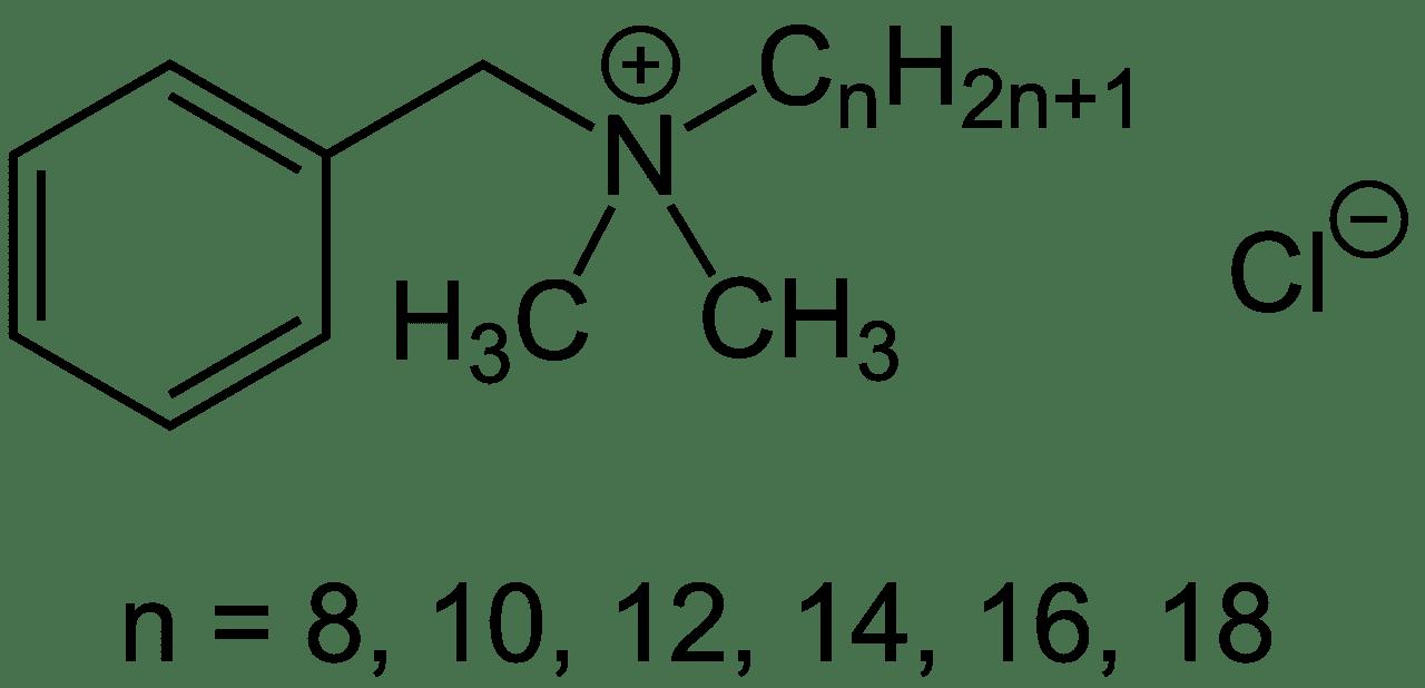 Amonios cuaternarios • Notas de química • Quimicafacil.net