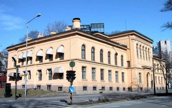 Domus Chemicum en Fredriksgate