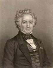 Retrato de Michel Eugène Chevreul joven