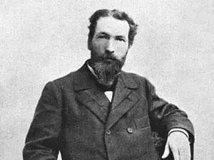 Raoul Pictet. Físico suizo (1846 - 1929). Pionero en conjunto de la criogenia y la licuefacción de gases