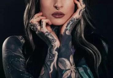 Los tatuajes hacen parte de expresiones culturales y personales