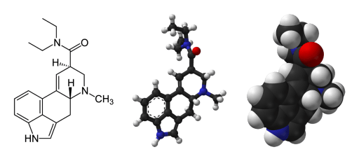 Estructura del LSD