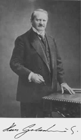 Hans Goldschmidt, (18 de enero de 1861, Berlín, Prusia - 21 de mayo de 1923, Baden Baden, Alemania)