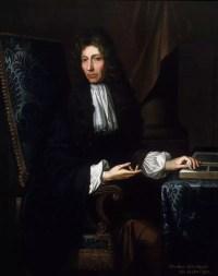 Robert Boyle (25 de enero de 1627 - 31 de diciembre de 1691)