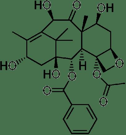 10 deacetilbaccatin
