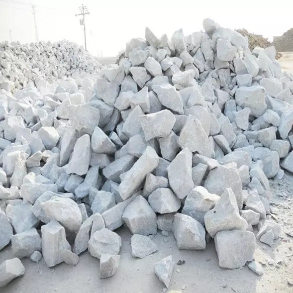 Rocas de caolinita