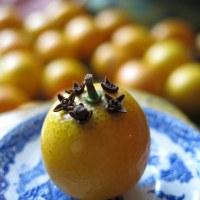 Pomander Kumquats