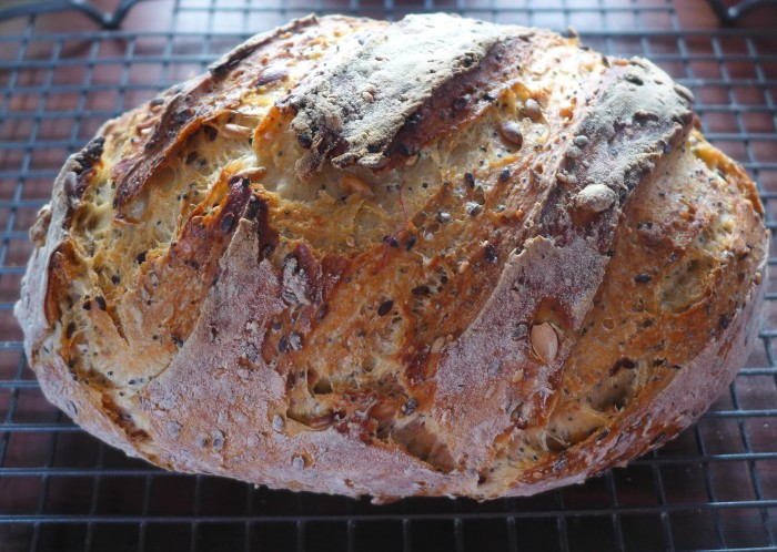 world's easiest bread