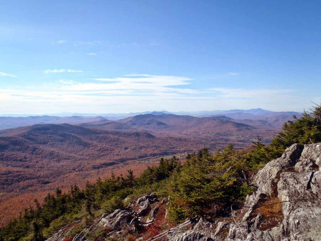 New England Hiking Conditions