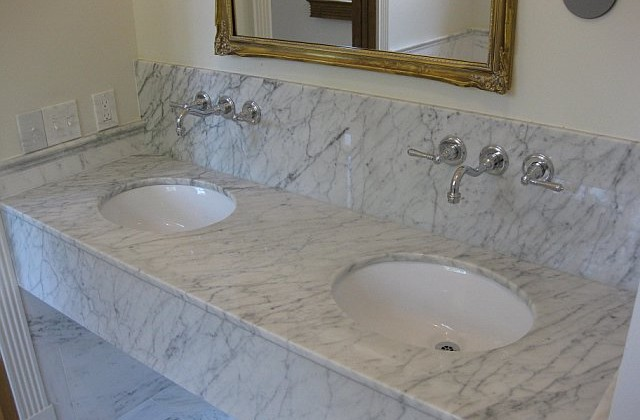Kitchen Counter Tops - Marble - quinju.com
