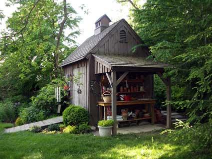 rustic garden sheds with capola quinju.com