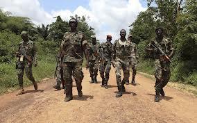 Côte d'Ivoire gang