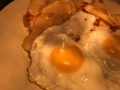Eggs Over Easy at Quinns