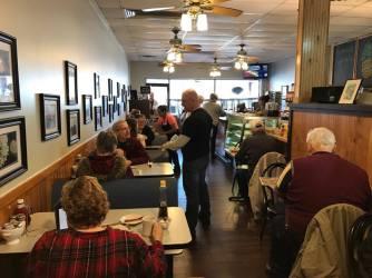 Quinns Cafe in Hockessin Delaware 2017