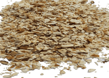 Dried Organic Orange Peels - Rough Cut