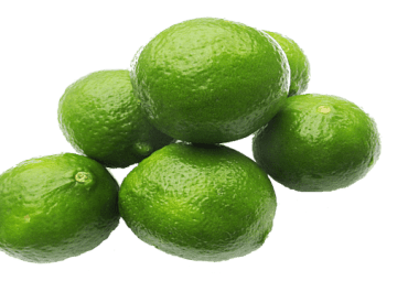Fresh Whole Organic Key Limes