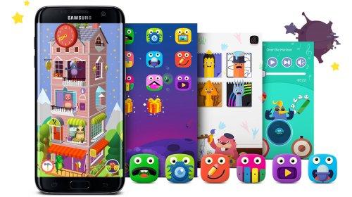 Samsung Modo Infantil