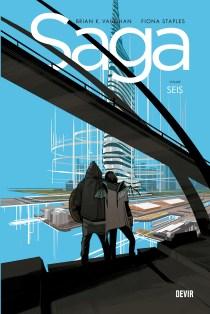 Saga Volume Seis - Capa