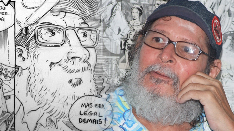Arnaldo Albuquerque, pioneiro dos quadrinhos no PI, é homenageado