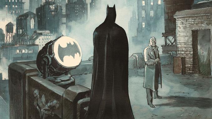 Batman de Marini inova sem inventar.