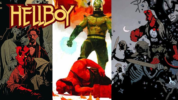 Pra começar a ler Hellboy e o BPDP