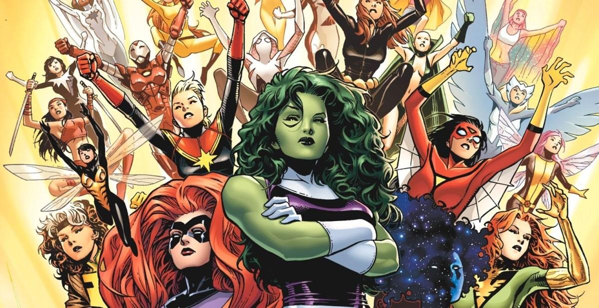 As super-heroínas mais poderosas dos quadrinhos