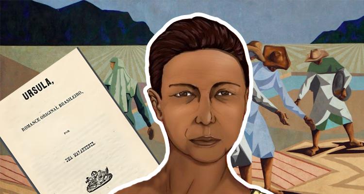 Cia Das Letras Resgata Úrsula, de Maria Firmino dos Reis