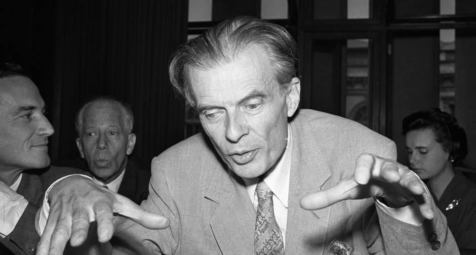 """A Atualidade d' """"As Portas Da Percepção"""", de Aldous Huxley"""