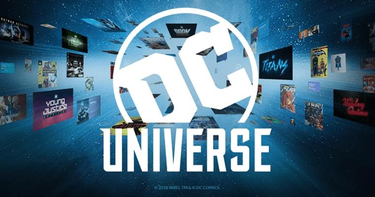 A DC Universe finalmente divulga seu calendário 2019, confira os lançamentos!