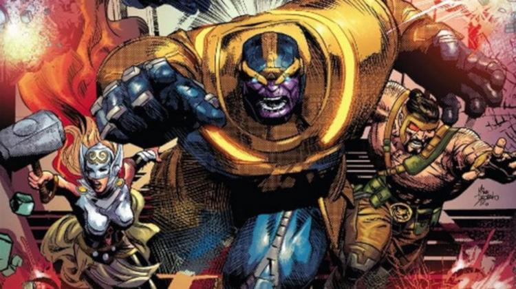 Resenha | Thanos: O Fosso dos Deuses (Lemire e Peralta)