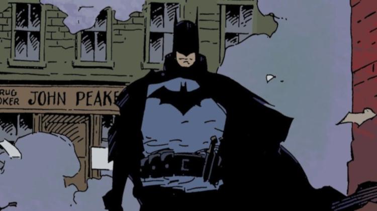 Resenha | Batman Gotham 1889 (Augustyn, Mignola & Barreto)