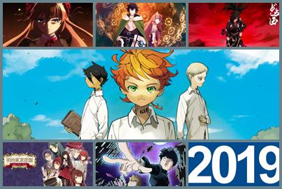 Guia de Animes: Novos animes de 2019 - Inverno (Janeiro)
