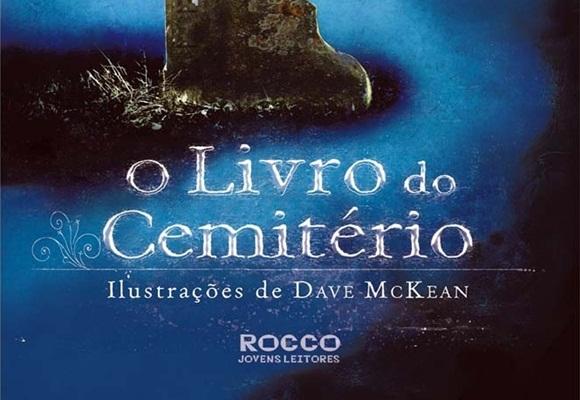 Janeiro Literário | Resenha: O Livro do Cemitério, De Neil Gaiman