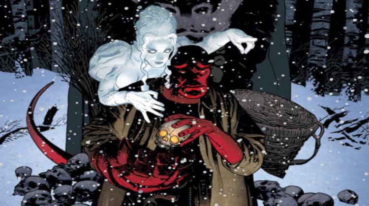 Resenha   Hellboy - Edição Histórica vol. 09 (Krampusnacht)