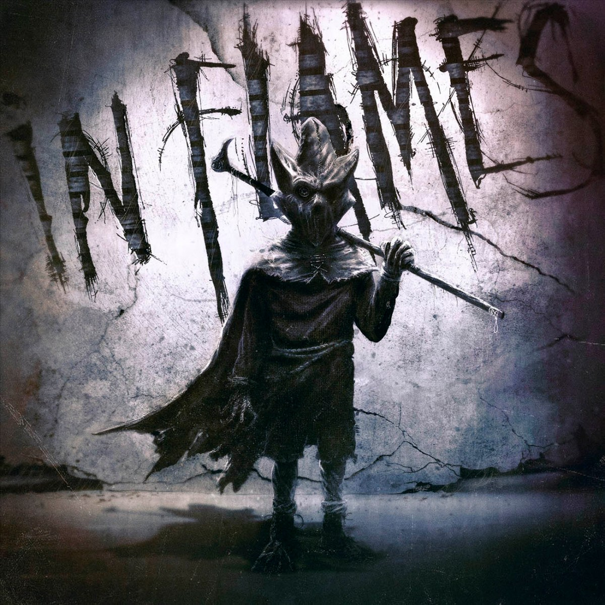 Resenha | In Flames – I, The Mask (2019)