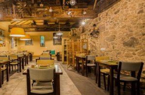 Almoço & Jantar - Quinta do Caminho -Restaurante: Sala