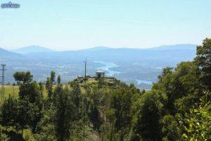 Visitar - Quinta do Caminho - Visitar: Miradouro do Monte do Faro, Valença