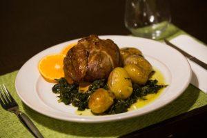 Restaurante: Prato Principal