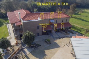 QC - Localização - Quartos a Sul (TÍTULO 106, 107, DORM e 204,205,206)