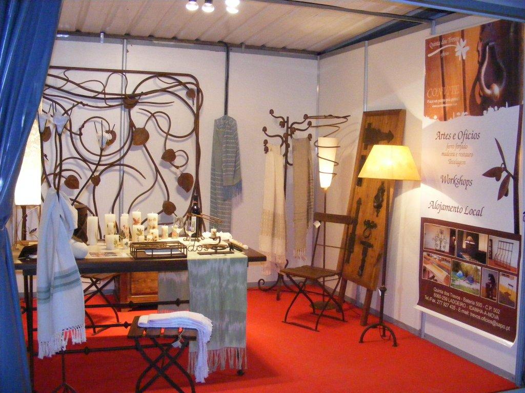 oficinas artesanais da quinta dos trevos