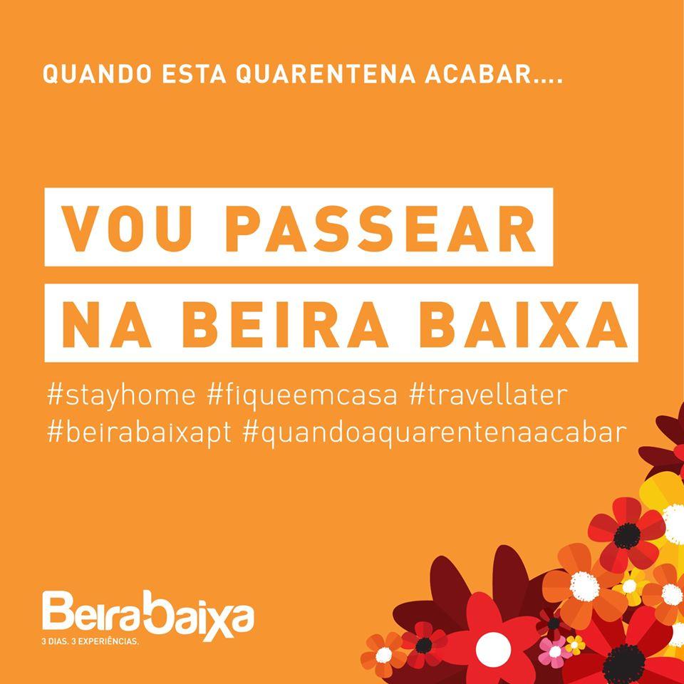 Beira Baixa venha passear fique na Quinta dos Trevos
