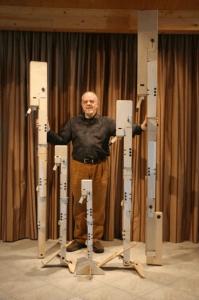 Flautas quadradas Paetzold