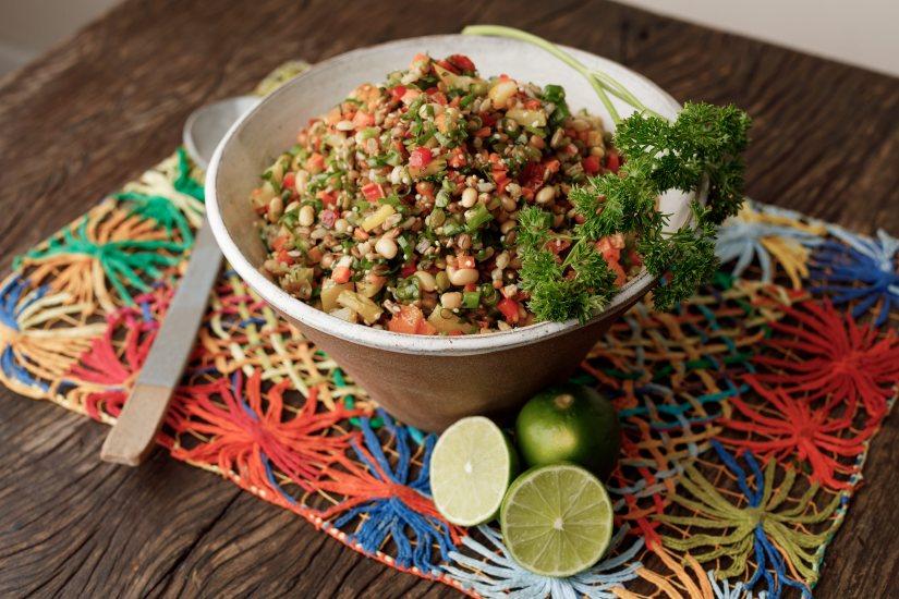 Salada, encomendas Ceia de Natal Quintana 2020